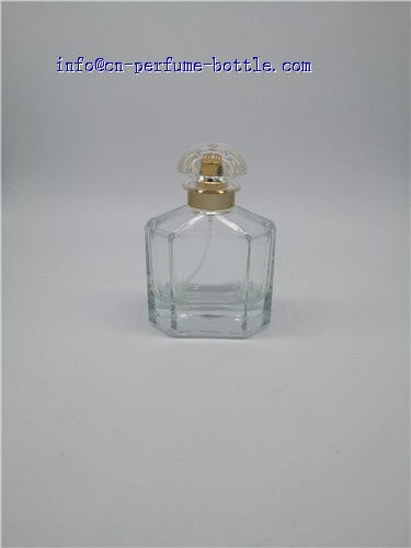 100ml brand perfume bottle for lady