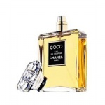 100ml perfume bottle with glass cap