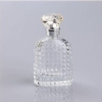 100ml transparent perfume glass bottles